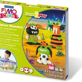 FIMO FIMO kids ruimtemonsters