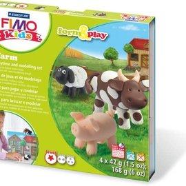 FIMO FIMO kids form&play boerderij