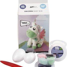 Foam Clay Foam Clay Unicorn Baby Bibi