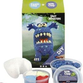 Foam Clay Foam Clay Ugly Monster