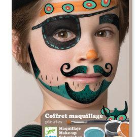 Djeco Djeco 9201 Make-up set - Piraat