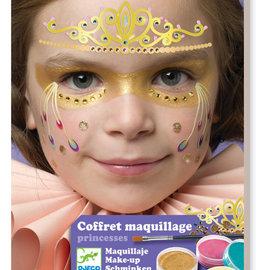 Djeco Djeco 9207 Make-up set - Prinses