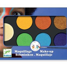 Djeco Djeco 9230 Schminken - 6 natuurlijke kleuren