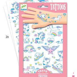 Djeco Djeco 9575 Tatouages - Unicorns