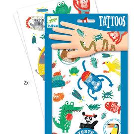 Djeco Djeco 9576 Tatouages - Snoeten