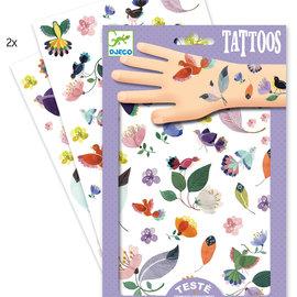 Djeco Djeco 9582 Tatouages - Vliegen