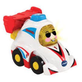 Vtech Vtech Toet Toet Auto's: Ronnie Raceauto