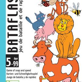 Djeco Djeco 5118 Kaartspel - Bataflash
