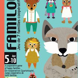 Djeco Djeco 5103 Kaartspel - Familou
