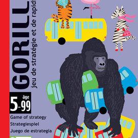 Djeco Djeco 5123 Kaartspel - Gorilla