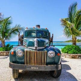 Bluebird Bluebird puzzel Old Truck (1000 stukjes)