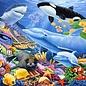 Bluebird Bluebird puzzel Sealife (500 stukjes)