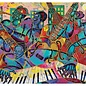 Art puzzle Modern Jazz (1500 stukjes)