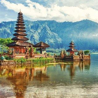 Educa Educa Temple Ulun Danu, Bali, Indonesië (2000 stukjes)