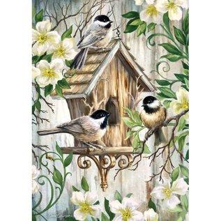Art puzzle The Nest (1000 stukjes)