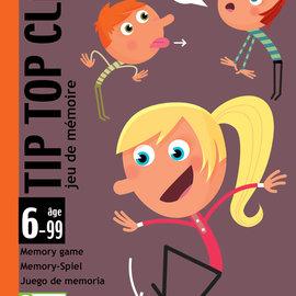 Djeco Djeco 5120 Kaartspel - Tip Top Clap