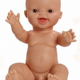 Paola Reina Paola Reina Pop Gordi jongen (lachend) ongekleed 34 cm