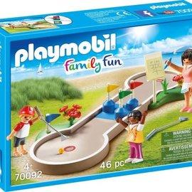 Playmobil Playmobil - Minigolf (70092)