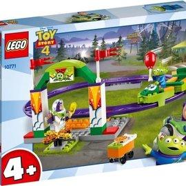 Lego Lego 10771 Kermis achtbaan