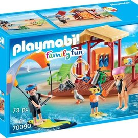 Playmobil - Watersportschool (70090)
