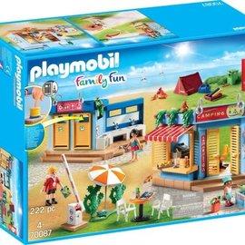 Playmobil Playmobil - Grote Camping (70087)