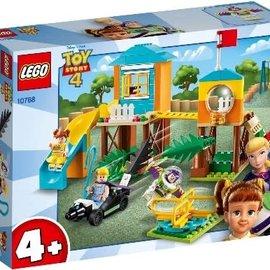 Lego Lego 10768 Speeltuinavontuur van Buzz en Bo