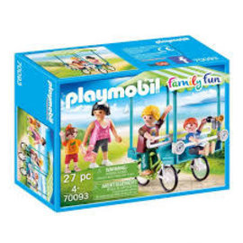 Playmobil Playmobil - Familiiefiets (70093)