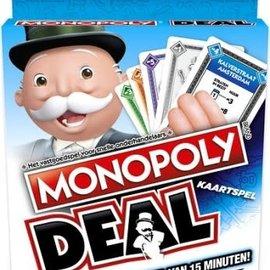 Hasbro Hasbro Shuffle Monopoly Deal