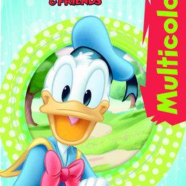Kleurboek Disney Mickey en vrienden