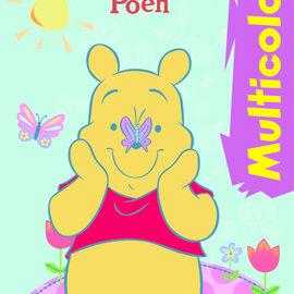 Kleurboek Disney Winnie the Pooh
