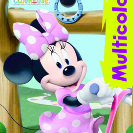 Kleurboek Disney Mickey Mouse Clubhouse
