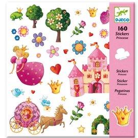 Djeco Djeco 8830 Stickers - Prinses Marguerite