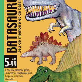 Djeco Djeco 5136 Strategie-/geheugenspel - Batasaurus