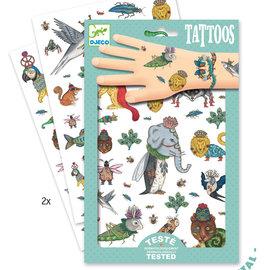 Djeco Djeco 9580 Tatouages - Beesten