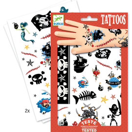 Djeco Djeco 9584 Tatouages - Piraten