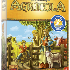 999 Games 999 Games Agricola Familie editie