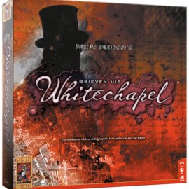 999 Games 999 Games Brieven uit Whitechapel
