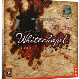 999 Games 999 Games Brieven uit Whitechapel: Dear boss