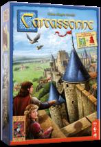 999 Games Carcassonne Basis