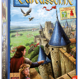 999 Games 999 Games Carcassonne Basis