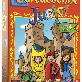 999 Games 999 Games Carcassonne Junior