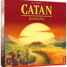 999 Games 999 Games Catan (basisspel)