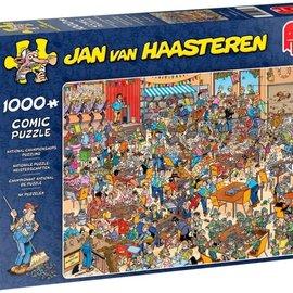 Jumbo Jan van Haasteren - NK puzzelen (1000 stukjes)