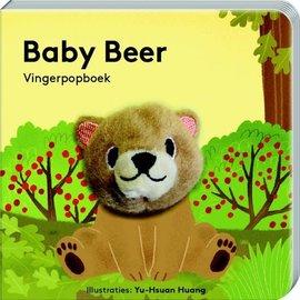 Image Books Vingerpopboekje Baby Beer (3046)