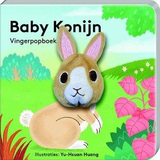 Image Books Vingerpopboekje Baby Konijn (3050)