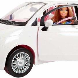Barbie Barbie - Fiat met pop