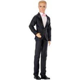 Barbie Barbie - Bruidegom: Ken