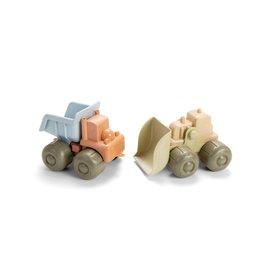 Dan Toy Dan Toy Bouwvoertuigen Bioplastic