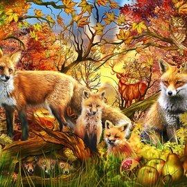 Bluebird puzzel Spirit of Autumn (1500 stukjes)
