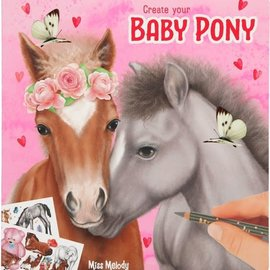 TopModel Miss Melody Create your Baby Pony